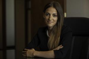 Veronica Vallelonga, avocate en droit de la famille Grande